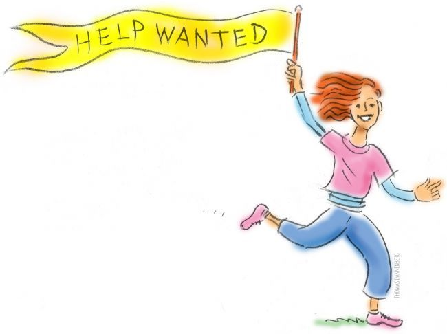 Volunteer Help Wanted Pto Today Help Wanted Clip Art