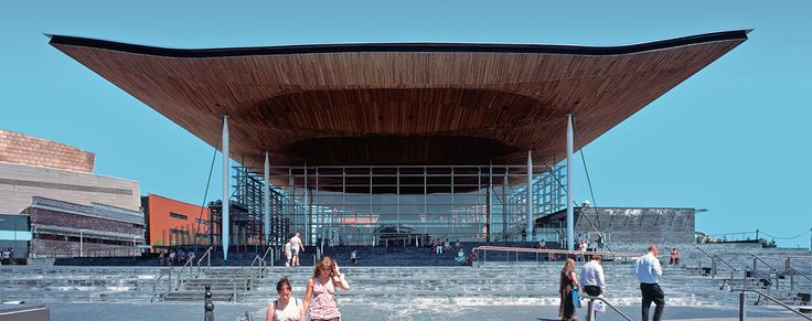 National Assembly for Wales - Richard Rogers Partnership