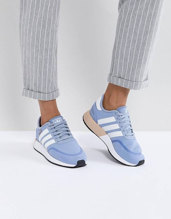 adidas Originals N-5923 Runner Sneakers In Blue | shoes in ...