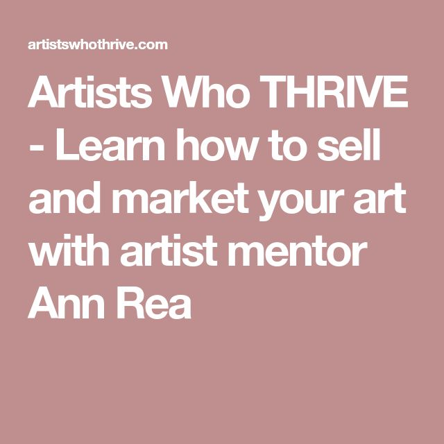 40 best art workshops careers and business images on for Best place to sell your art online