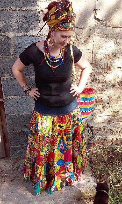 zdjęcie Wszystkie kolory Afryki w pełnej rozdzielczości