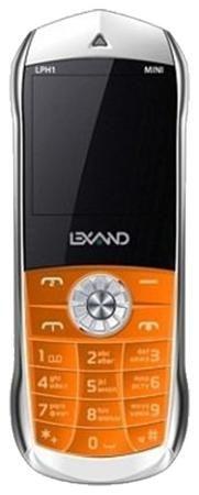 """Мобильный телефон LEXAND LPH1 оранжевый 1.44""""  — 1280 руб. —"""