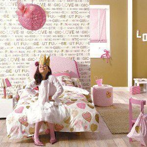 Decoraci n paredes de habitaciones infantiles a - Habitaciones con papel pintado ...