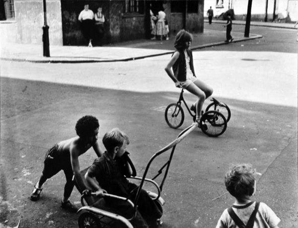 Roger Mayne    Girl on a Bike 1957