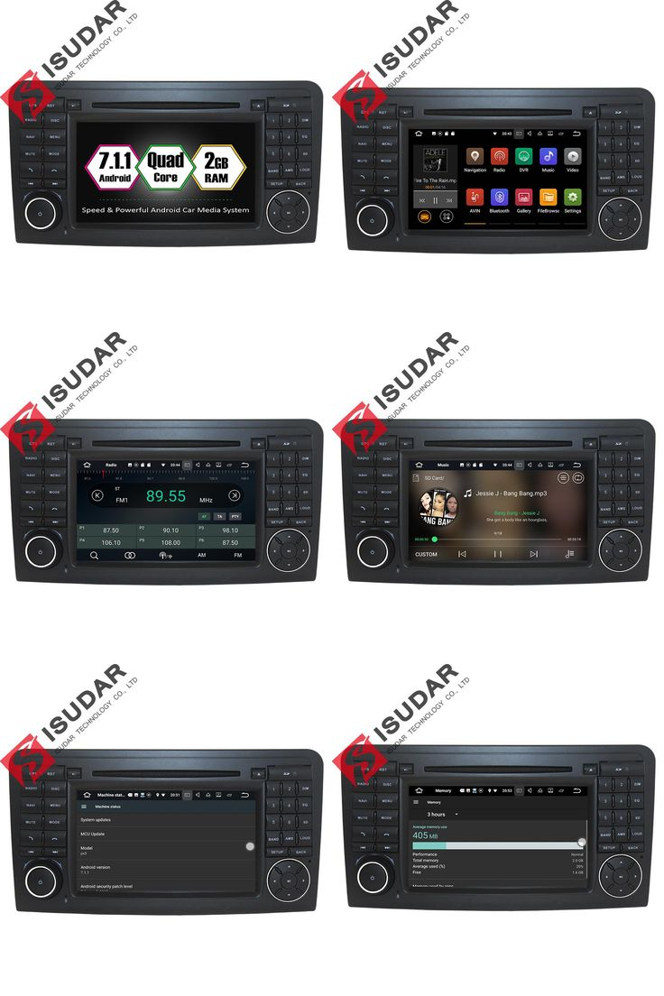 2004 mercedes ml320 2004 mercedes benz m class information and -  Visit To Buy Android 7 1 2 Din 7 Inch Car Dvd Player For Mercedes