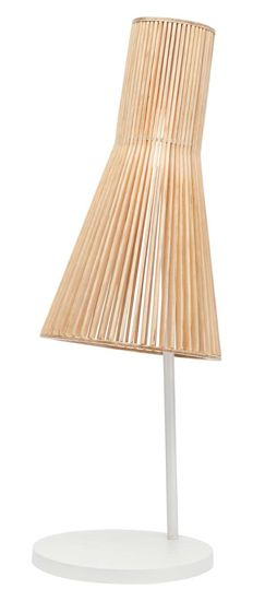 Willow table lamp (=)
