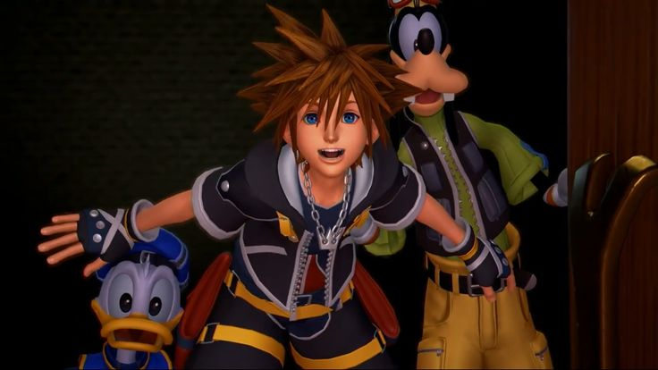 Kingdom Hearts 2.8 looking fresh!!! Check out Sora in the Kingdom Shader!!
