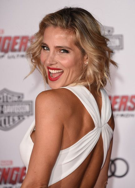 Elsa Pataky Photos - Premiere Of Marvel's 'Avengers: Age Of Ultron' - Arrivals - Zimbio