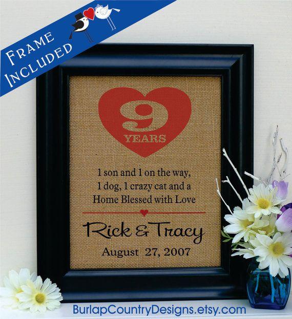 Traditional 9 Year Wedding Anniversary Gift: Best 20+ 9th Wedding Anniversary Ideas On Pinterest