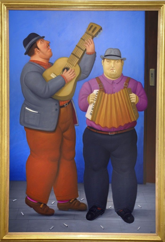 Em comemoração aos 80 anos de Fernando Botero, a galeria de arte Almeida e Dale traz uma seleção de 35 peças do artista colombiano, conhecido por retratar gordinhos em suas obras. Em cartaz de 28 de novembro a 30 a 21 de dezembro, a entrada é Catraca Livre. Mas atenção, as visitas devem ser feitas com agendamento prévio.