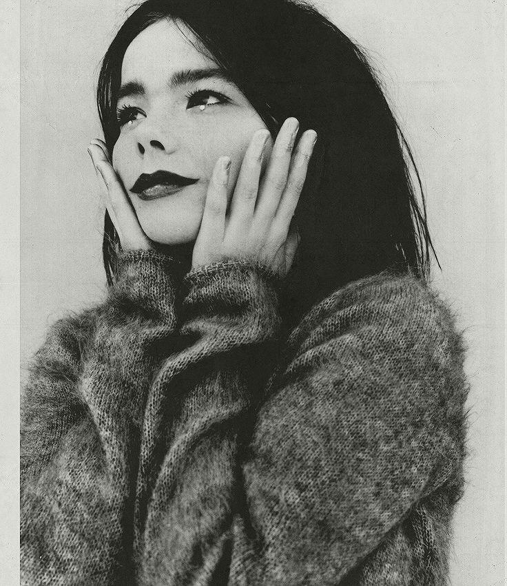 An Atlas to Follow — theaterforthepoor:   Björk by Jean-Baptiste...