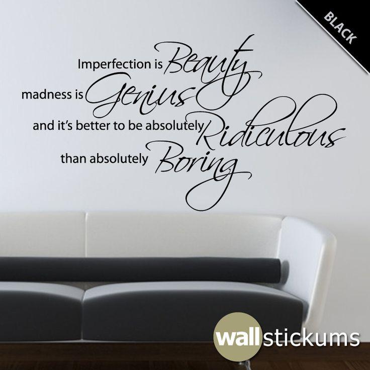 Best Wall Decals Images On Pinterest Vinyl Wall Decals Wall - Custom vinyl wall decals sayings for living room