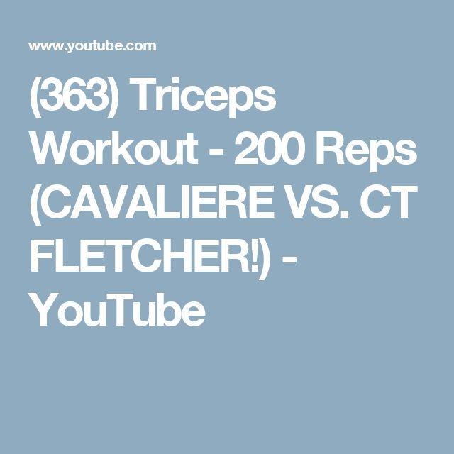 ct fletcher arm workout pdf