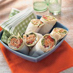 Köstlicher Philadelphia-Thunfisch-Wrap (Rezept mit Bild) | Chefkoch.de