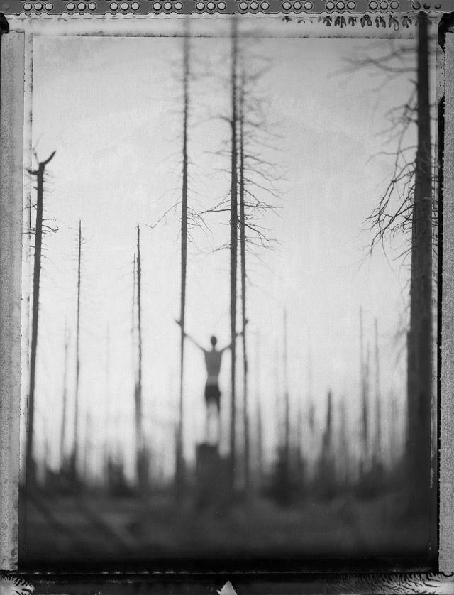 The Mysterious Polaroids of Bastian Kalous
