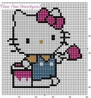 Atelier da Kátia: Hello Kitty