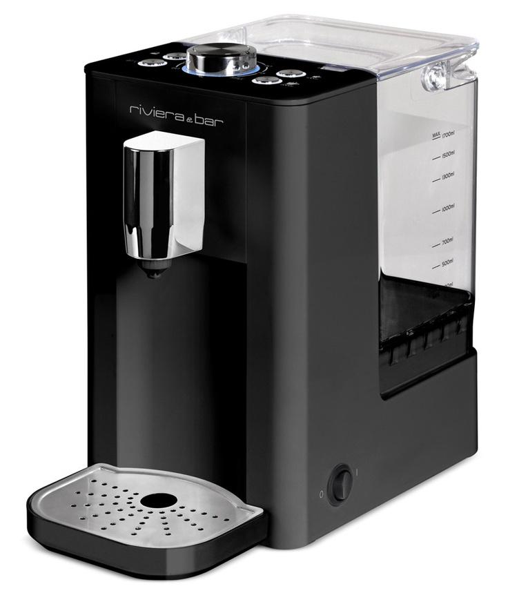 Distributore di acqua a temperatura variabile di Riviera et Bar
