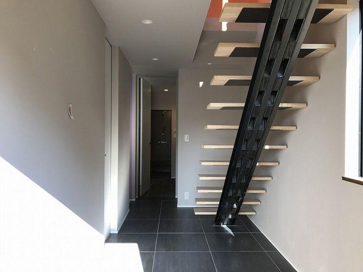 ENJOYWORKS/エンジョイワークス/renovation/リノベーション/stairs/階段/SKELTONHOUSE/スケルトンハウス