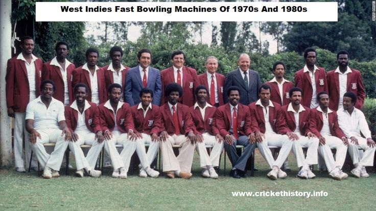 All You Need To Know About The West Indies Fast Bowling Machines Of 1970s And 1980s.  #cricket #records #ipl #history #news #latest #cricketrecords