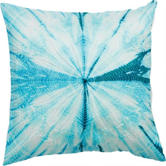Orlando Square Toss Cushion -  Aqua