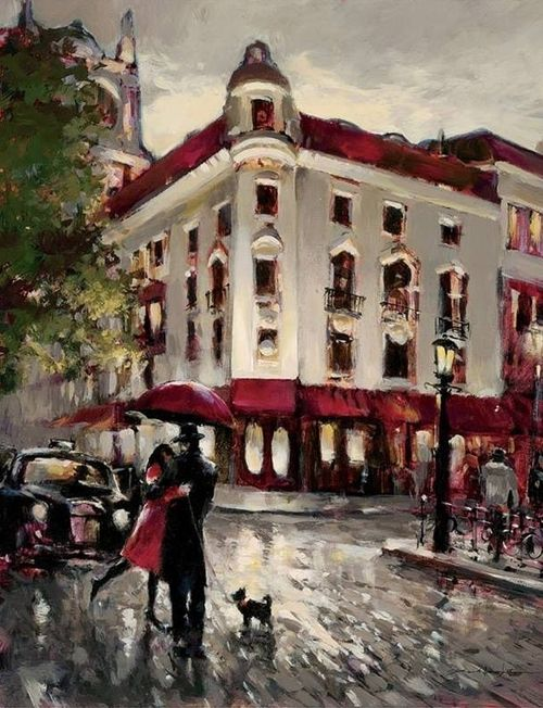 Welcome Embrace, Brent Heighton This is how I picture us when we meet again. A nice big hug filled with so much love, emotion and nostalgia.