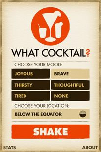 What Cocktail app