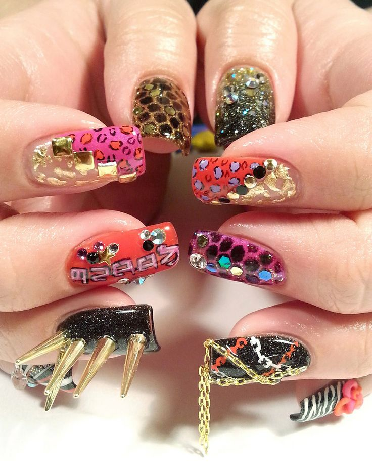 143 best Nail Art images on Pinterest | Cute nails, Nail design and ...