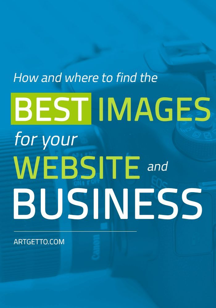 How and where to find the best images for your website and business #Blog #Blogging #DIY