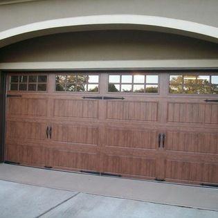 10 best garage doors images on pinterest for R value of wood garage door
