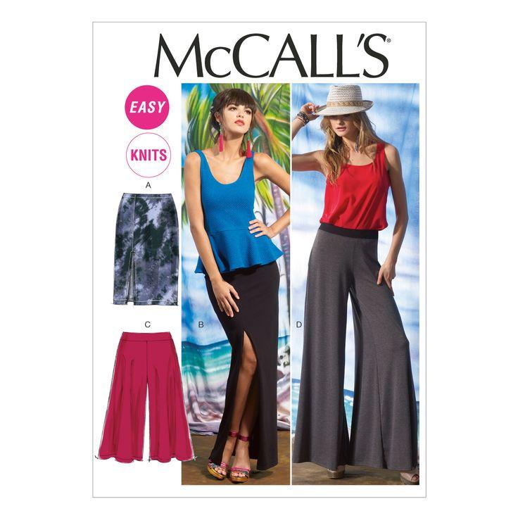 Mccall Pattern M6748 L-Xl-Xxl -Mccall Patternnull