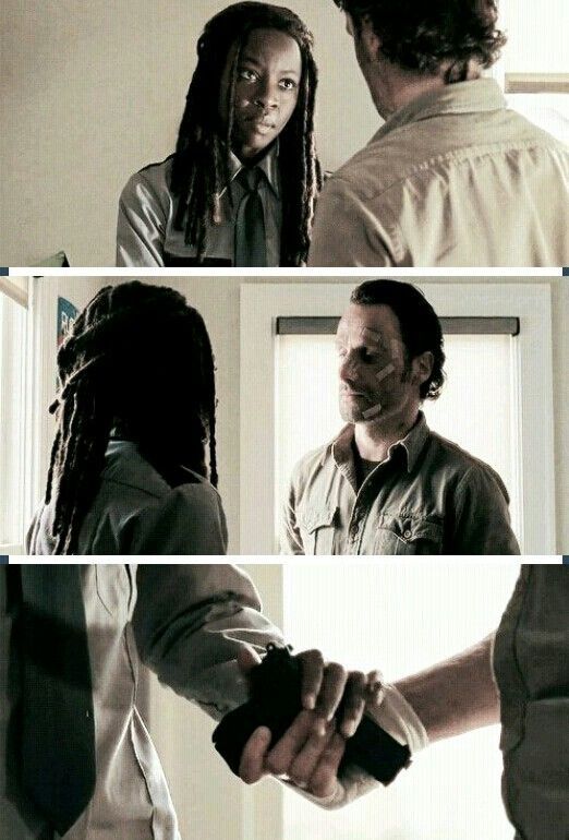 RICHONNE <3 Come on guys, actually, you want it, too! Ship them finally and keep Jessie out of that!