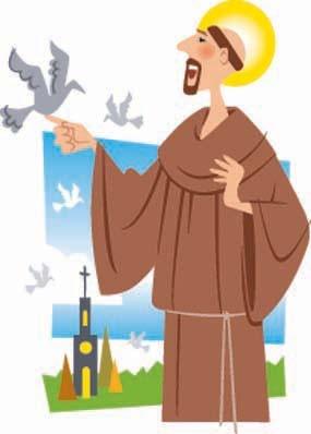 687 best francis images on pinterest saint francis san francisco rh pinterest com santa clipart santa clip art funny