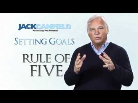 Jack Canfield on How He Got Lucky in Marketing His Books - The Rule of Five