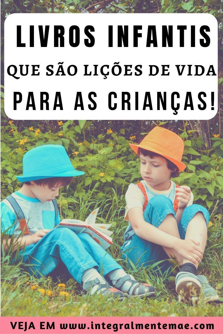 4 Indicações dos livros infantis que são verdadeiras lições de vida! – Arte …   – Livros