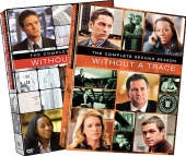 Without A Trace : OLDIES.com - TV Shows on DVD, By Decade, TV Series, Classic TV Shows