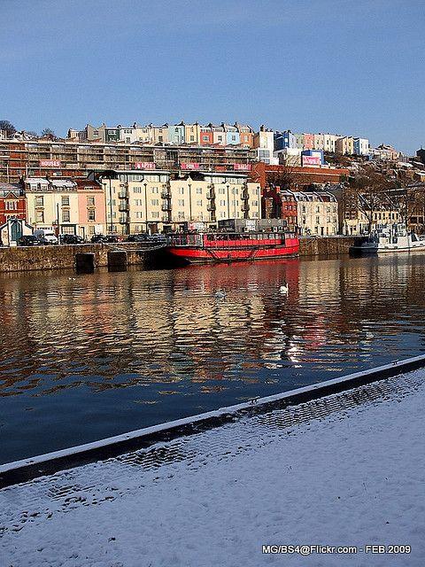 Harbourside, Bristol, England