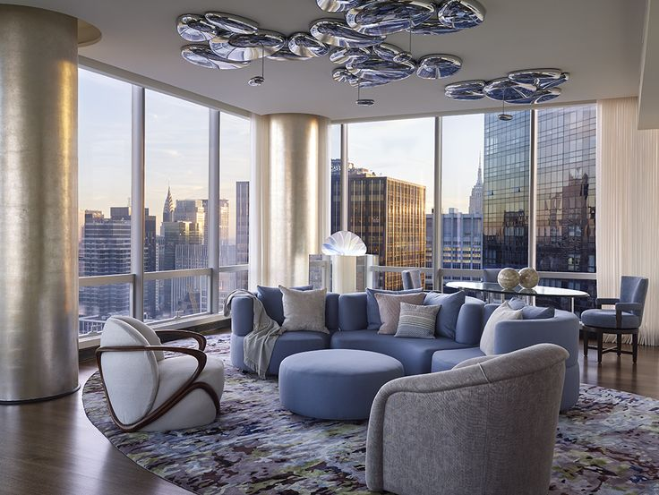 Best City Apartment Images On Pinterest New York City - Midtown ny apartments