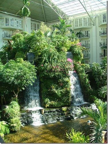 116 best waterfeatures fountains images on pinterest for Atrium garden window