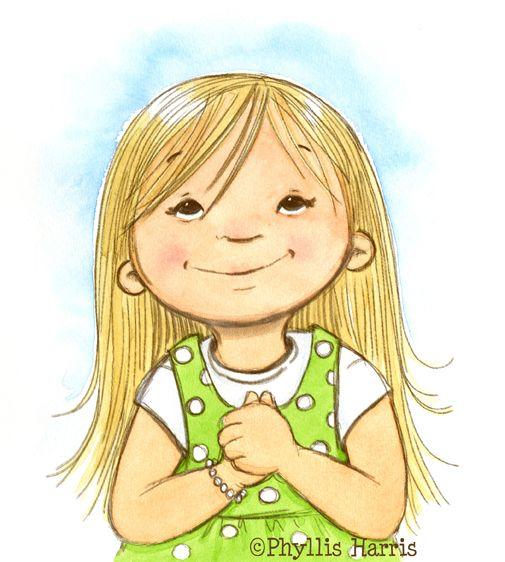 Phyllis Harris - Children's Book Illustration