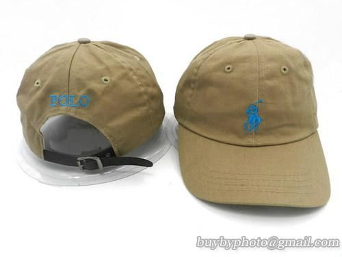 POLO Baseball Caps Strapback Hats Curve Caps Beige|only US$6.00 - follow me to pick up couopons.