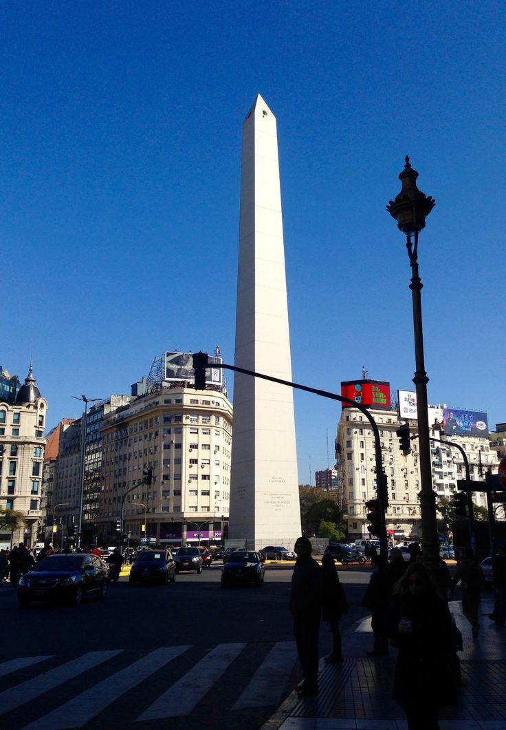 Obelisco- Buenos Aires- Argentina