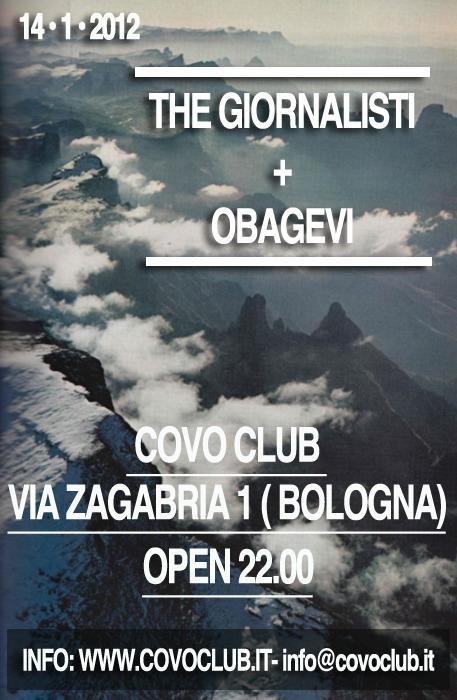 Obagevi@CovoClub - 14/1/2012