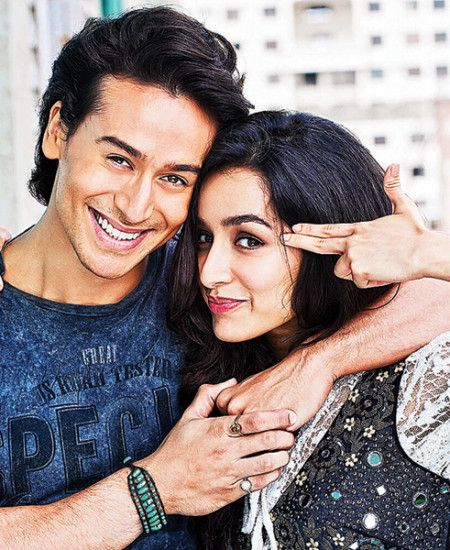 I had a childhood crush on Shraddha Kapoor: Tiger Shroff