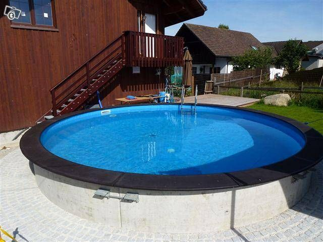 Schwimmbad pool 6m schalung zum selbstbau verkaufe eine for Schwimmpool selber bauen
