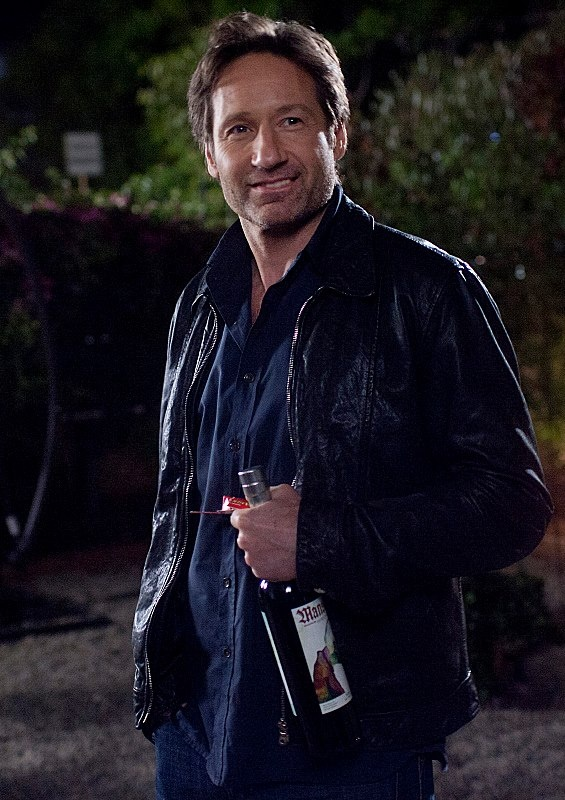 Pin By David Meneces On Tv Moderno: David Duchovny As Hank Moody In Californication (with A