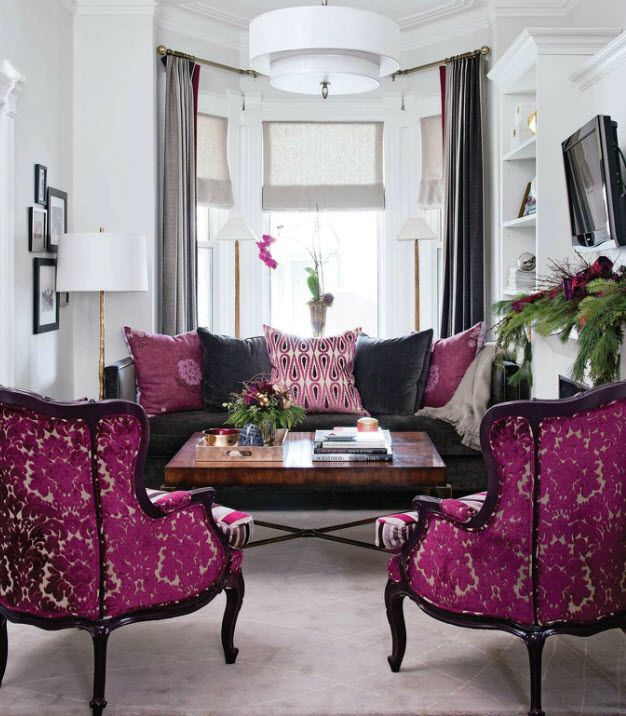 Christmas Decorations Santa Clarita Ca: 25+ Best Ideas About Patterned Chair On Pinterest