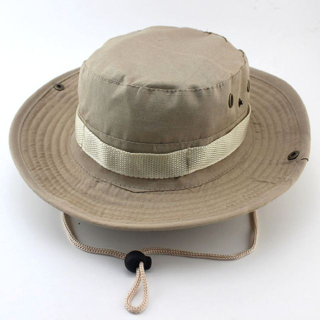 276d70be44da5 Tactical Airsoft Sniper Camouflage Boonie Hats Nepalese Cap Military Hats  Army Mens American Military Sunscreen Sombrero Like and Share if you want  this Get ...
