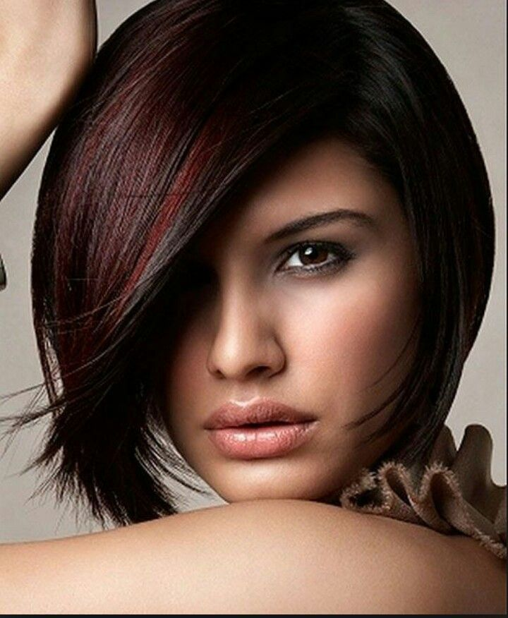 two tone hair color styles 25 best ideas about aline bob on 3392 | a4e3483590e55b11f2c270563de5874f short burgundy hair short hair colors
