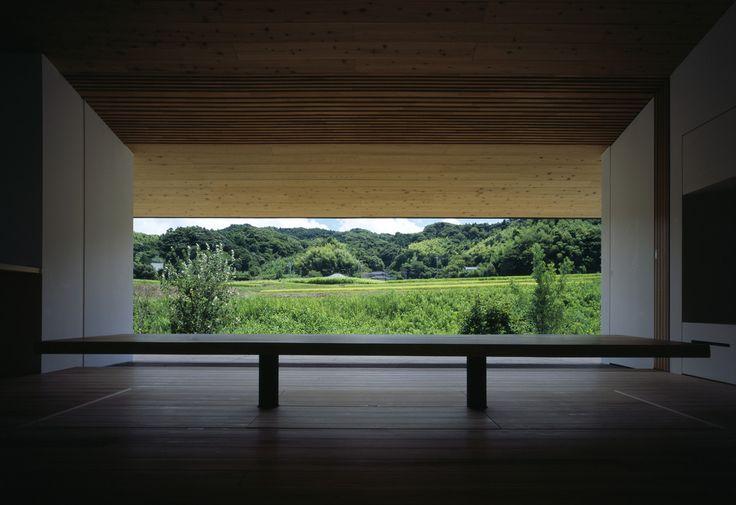 石井秀樹建築設計事務所 の  鋸南の家