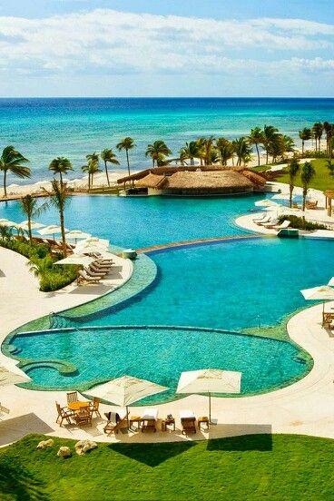 Grand Velas Playa de Carmen, Mexico- Have been there, will go again...